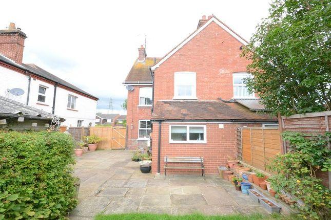 Thumbnail Semi-detached house to rent in Grovelands Park, Grovelands Avenue, Winnersh, Wokingham