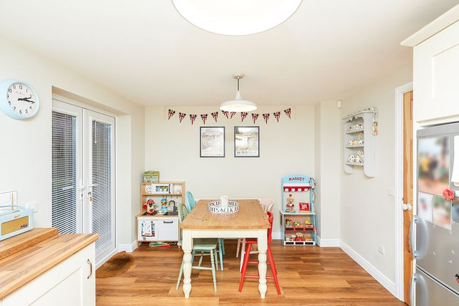 Dining Area of Aston Drive, Newhall, Swadlincote, Derbyshire DE11