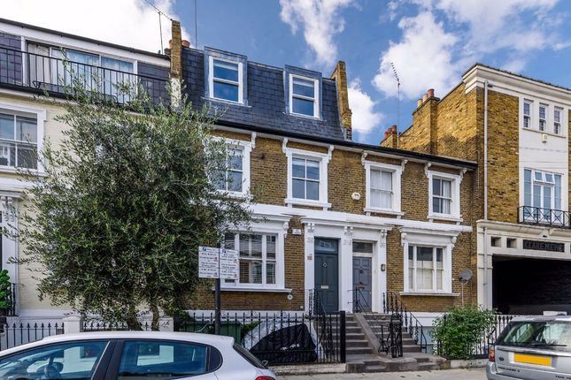 Thumbnail Flat for sale in Waterford Road, London