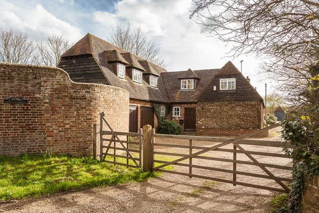 Thumbnail Detached House For Sale In Symonds Lane Yalding Maidstone