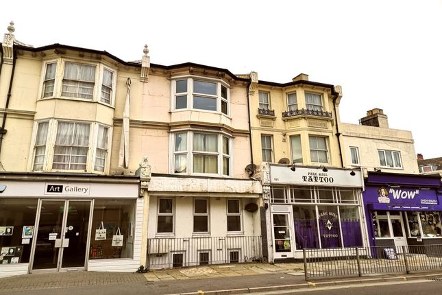 Thumbnail Flat to rent in Queens Road, Hastings