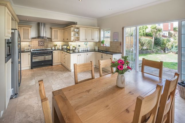 Thumbnail Semi-detached house for sale in Brooklands Road, Cowes