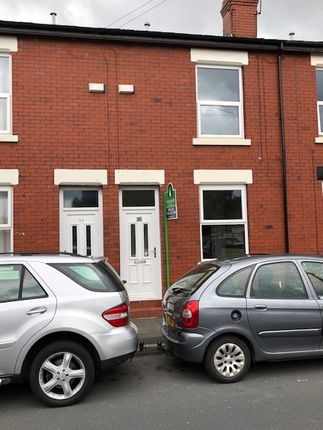 Thumbnail Terraced house to rent in Acre Street, Denton, Manchester