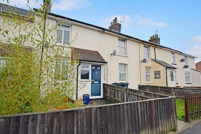 Thumbnail Terraced house for sale in Cudworth Road, Willesborough, Ashford