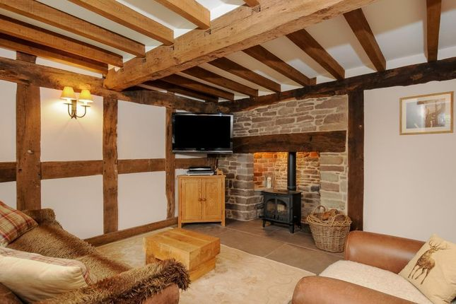 Thumbnail Cottage for sale in Marden, Hereford