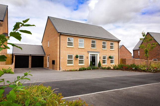 "5 bed detached house for sale in ""Gilthorpe"" at Brookfield, Hampsthwaite, Harrogate"