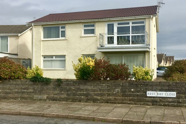 Thumbnail Flat to rent in Rest Bay Close, Porthcawl