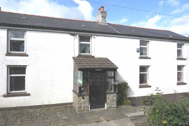 Thumbnail Cottage for sale in Darren Ddu Road, Ynysybwl, Pontypridd