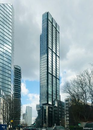 Thumbnail Flat for sale in 255 City Road, London