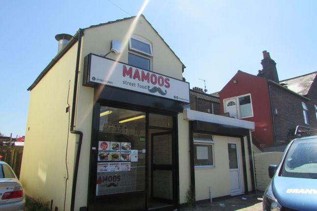 Thumbnail Retail premises for sale in Granville Road, Luton