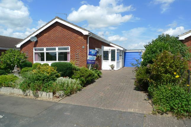 Thumbnail Detached bungalow for sale in Fishley View, Acle, Norwich