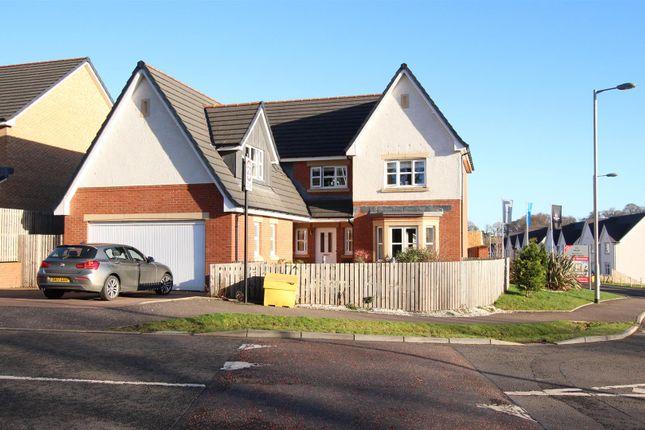 Thumbnail Detached house for sale in Calderpark Road, Uddingston, Glasgow