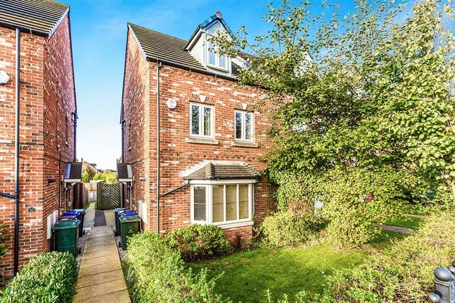 Thumbnail Town house for sale in High Street, Shafton, Barnsley
