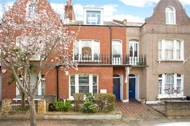 Thumbnail Flat for sale in Roskell Road, Putney, London