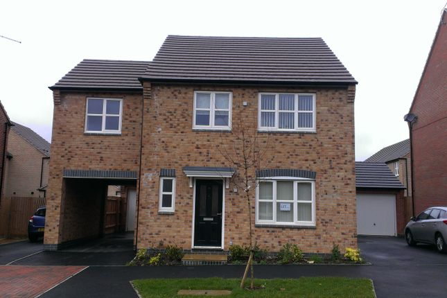 Thumbnail Detached house to rent in Anglian Way, Stoke, Coventry