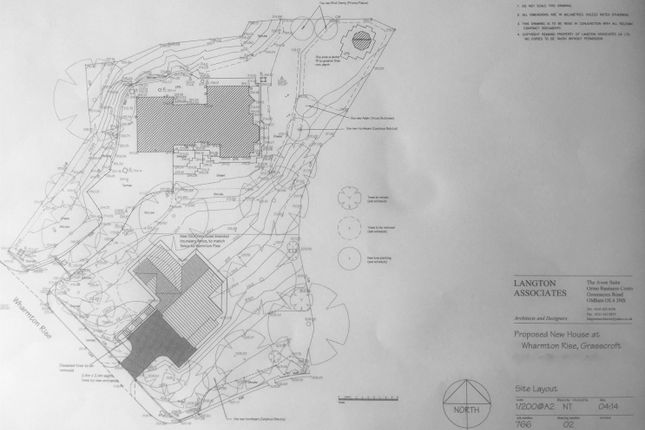 Thumbnail Land for sale in Wharmton Rise, Grasscroft, Oldham