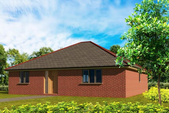 Thumbnail Detached bungalow for sale in 4 Crown Green Off Westfield Lane, Westfield Lane, Mansfield