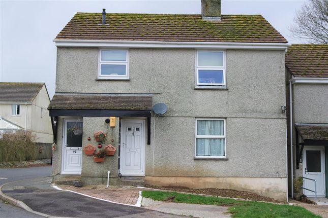 Thumbnail Flat to rent in Pengover Close, Liskeard