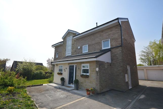 Thumbnail Detached house for sale in The Wheatings, Ossett