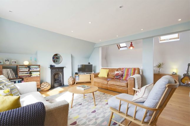 Thumbnail Flat for sale in Ella Road, Crouch End, London