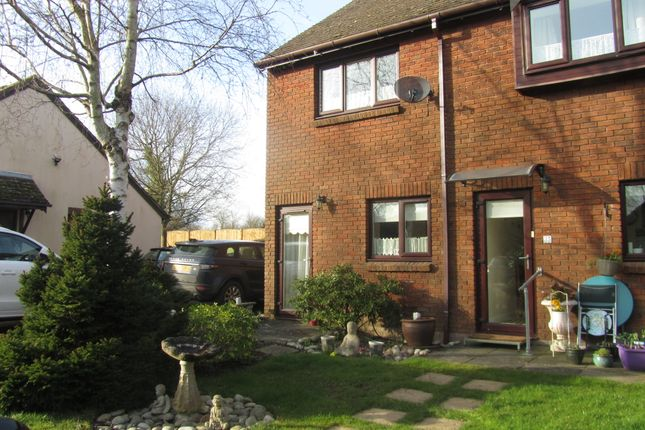 Thumbnail End terrace house to rent in Bede Village, Hospital Lane, Bedworth