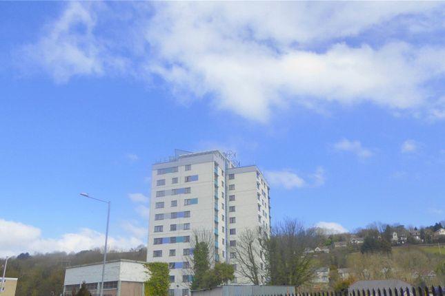 Thumbnail Flat for sale in Fairview Court, George Street, Pontnewynydd, Pontypool