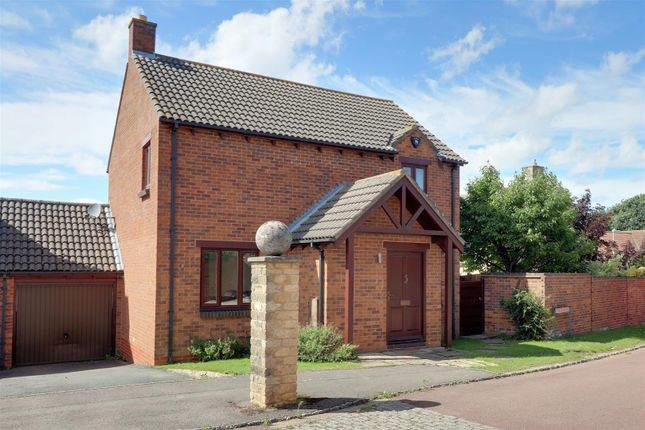 Thumbnail Detached house for sale in The Lanes, Leckhampton, Cheltenham