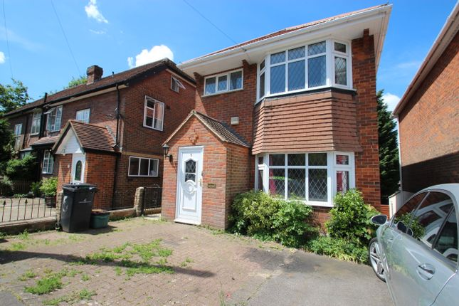 Thumbnail Semi-detached house to rent in Hampden Road, High Wycombe