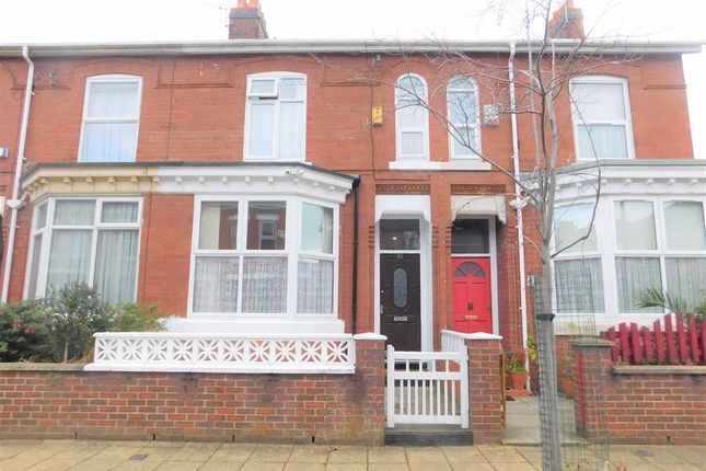 Thumbnail Terraced house for sale in Alphonsus Street, Old Trafford, Manchester