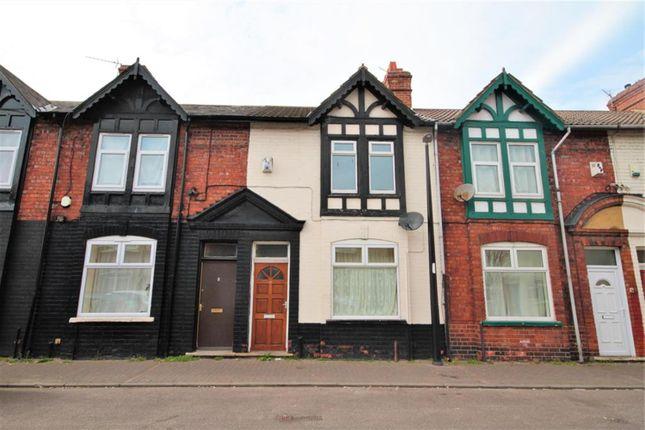External of Essex Street, Middlesbrough TS1