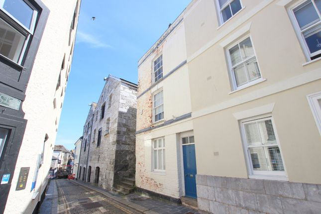 Thumbnail End terrace house for sale in New Street, The Barbican, Plymouth, Devon