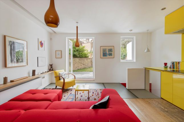 Thumbnail Semi-detached house for sale in Pangbourne Avenue, London