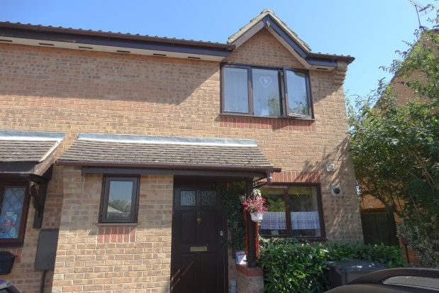 Thumbnail End terrace house to rent in Barleyfields, Witham