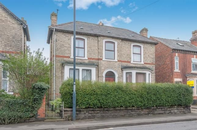 Thumbnail Detached house for sale in Kedleston Road, Derby, Derbyshire