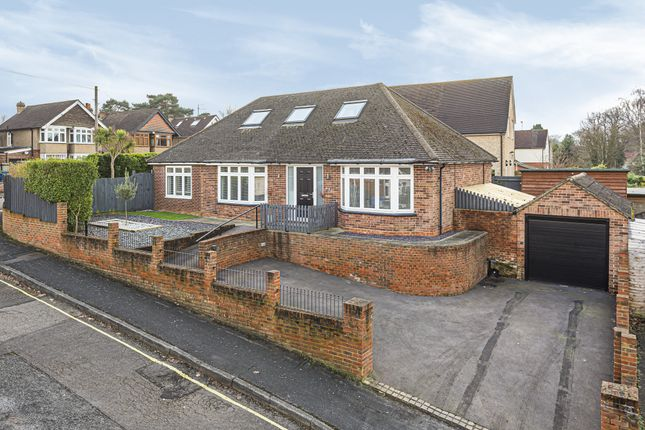 Detached house for sale in Chingford Avenue, Farnborough