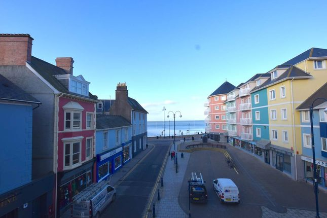 Thumbnail Flat to rent in Lisburne House, Bath Street, Aberystwyth