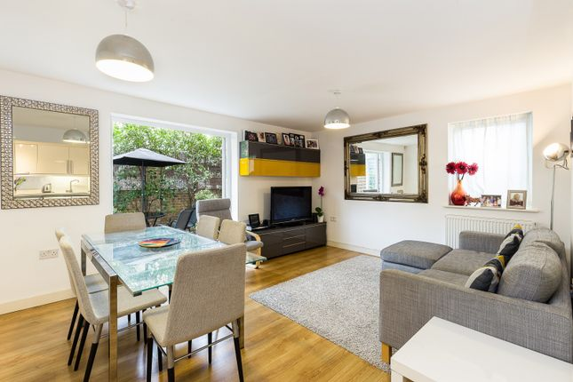 Thumbnail Flat to rent in Abbey Road, South Wimbledon