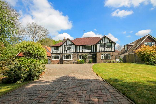 Thumbnail Detached house for sale in London Road, Felbridge, East Grinstead