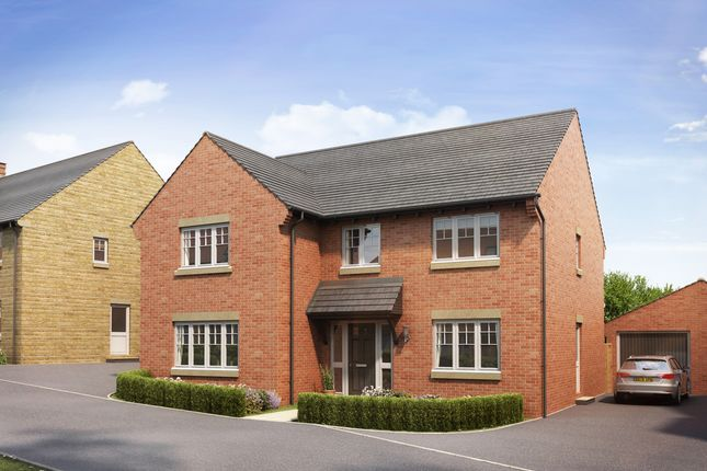 "Thumbnail Property for sale in ""The Tindall"" at Oxford Road, Bodicote, Banbury"