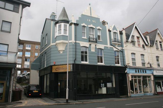 Thumbnail Studio to rent in Ebrington Street, Plymouth