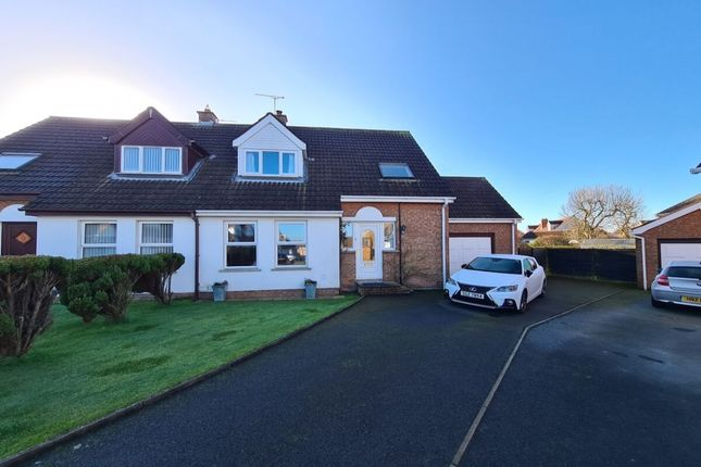 4 bed semi-detached house for sale in Cranley Grove, Bangor BT19