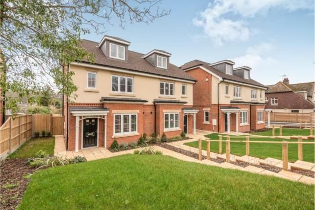 Thumbnail Semi-detached house for sale in Smock Mill Place, Falmer Road, Rottingdean, East Sussex