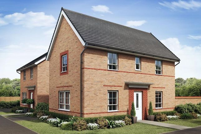 "Thumbnail Detached house for sale in ""Moresby"" at Rosedale, Spennymoor"