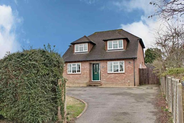 Thumbnail Detached house for sale in Linden Avenue, Old Basing, Basingstoke
