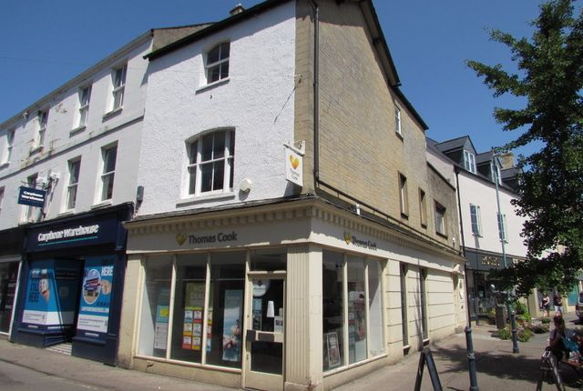 Thumbnail Retail premises to let in 25, Cricklade Street, Cirencester