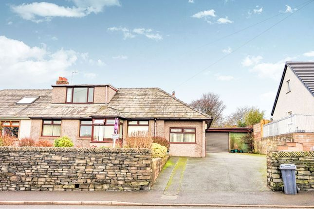 Thumbnail Semi-detached bungalow for sale in Greystone Lane, Dalton-In-Furness