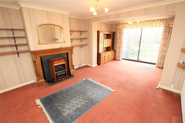 Bungalow for sale in East Rochester Way, Sidcup, Kent