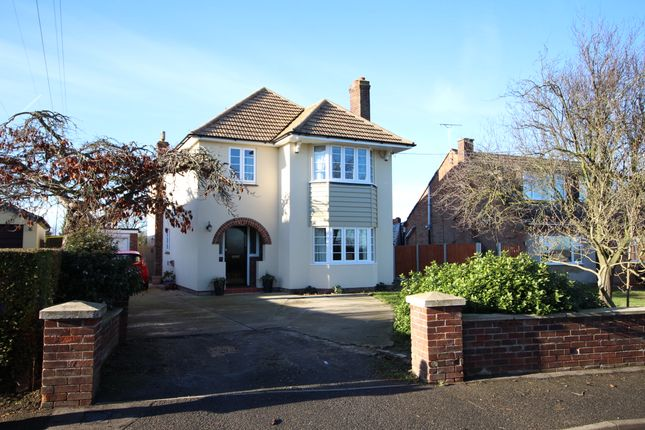 Thumbnail Detached house for sale in Birch Street, Birch, Colchester