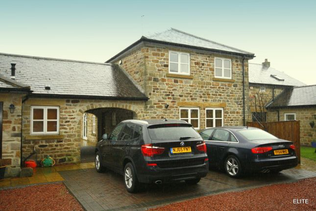 Thumbnail Barn conversion for sale in Foxwood Court, Lanchester, Durham
