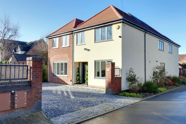 Thumbnail Detached house for sale in Malthouse Lane, Earlswood